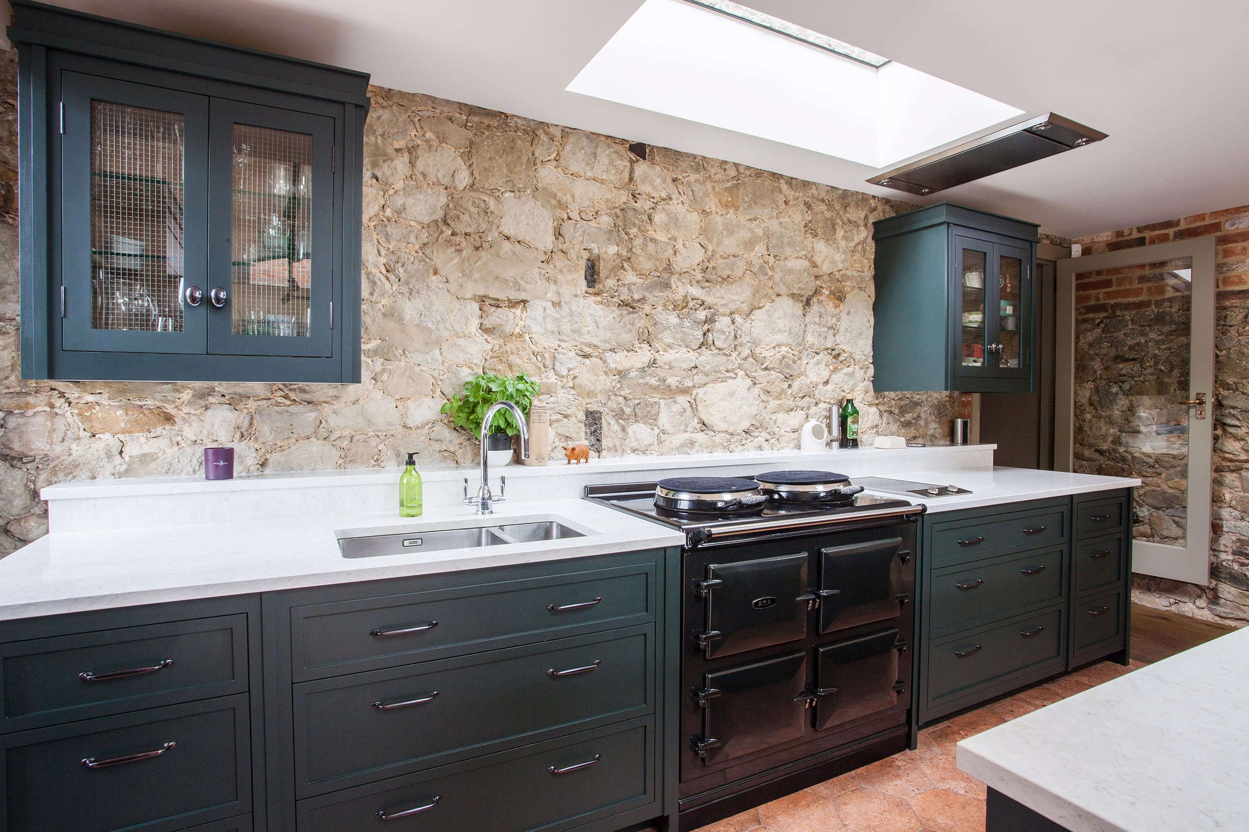 Official Aga Authorised Showroom Handmade Kitchens Burlanes Sevenoaks Kent