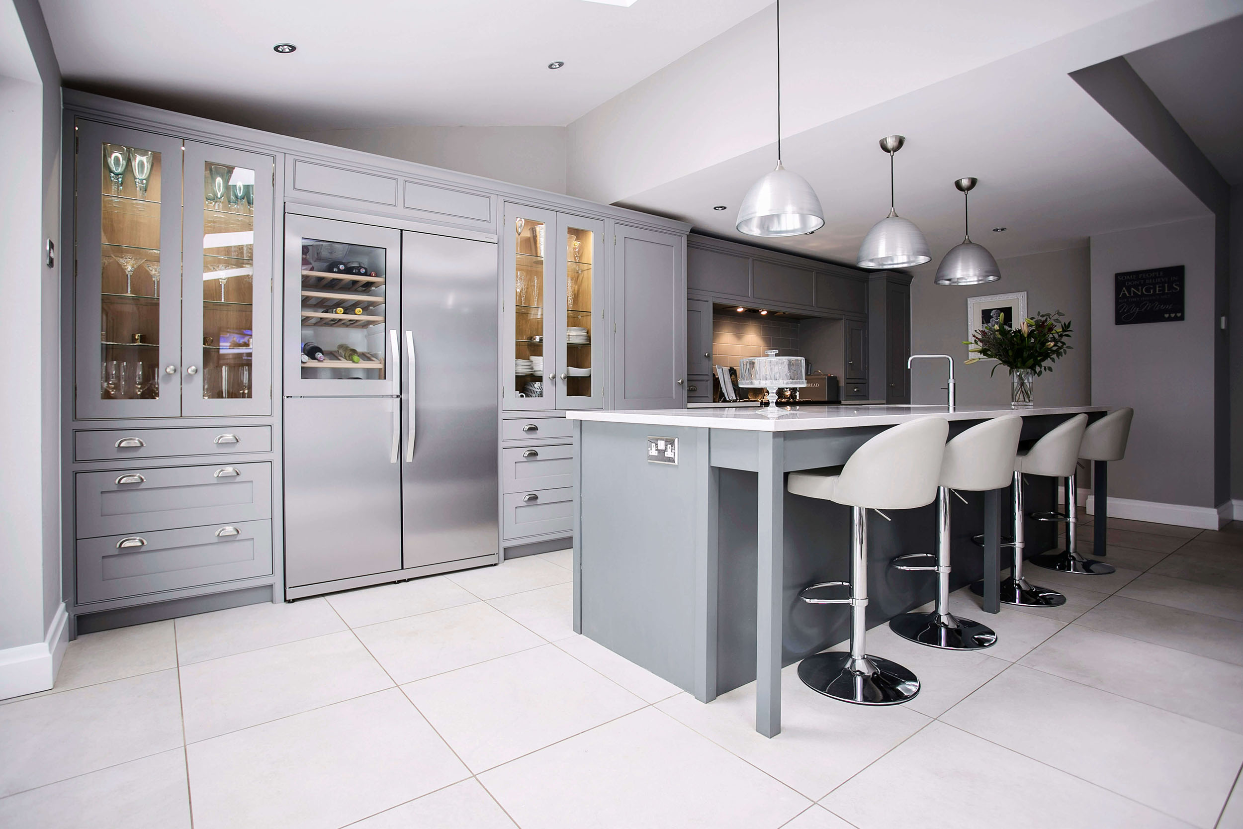 Floor To Ceiling Kitchen Cabinetry Things To Consider Burlanes Blog