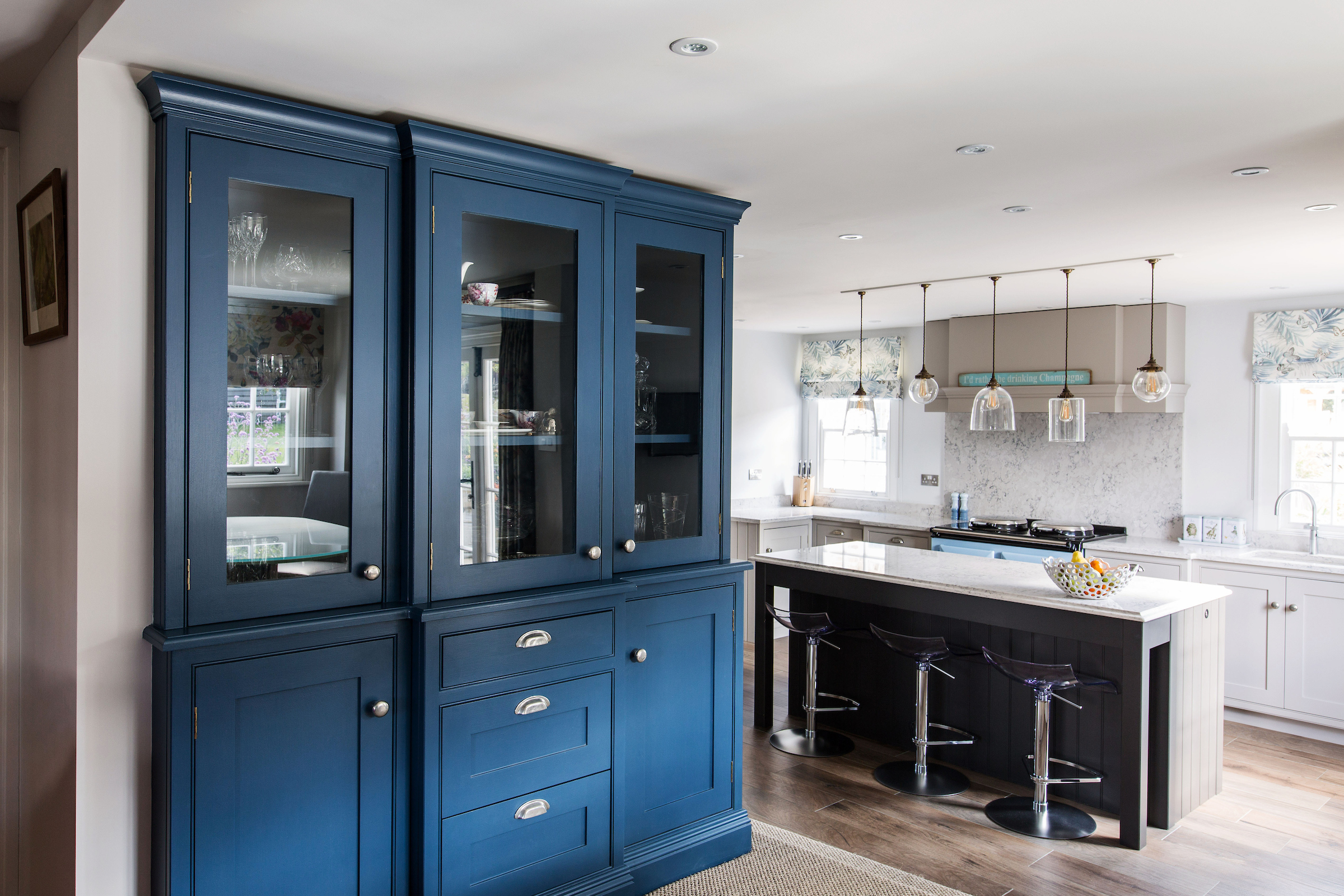 A Modern Country Kitchen Bespoke Kitchens Burlanes Interiors
