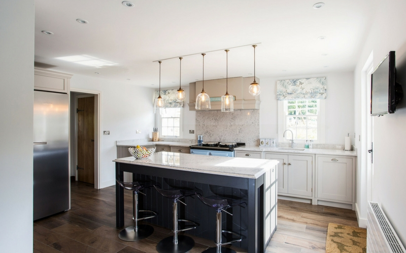 a modern country kitchen from burlanes interiors