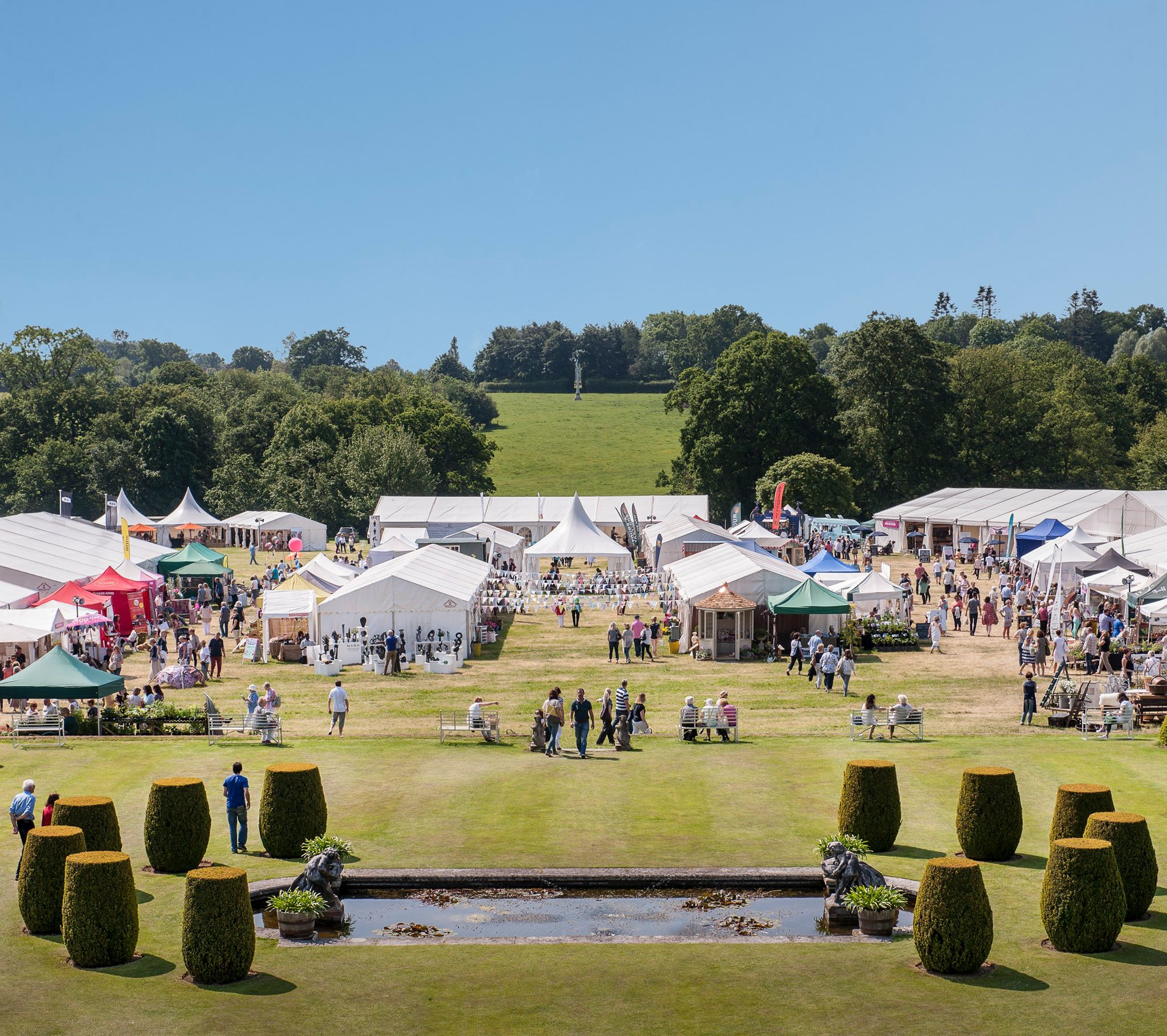 Wealden times Midsummer Fair 2016