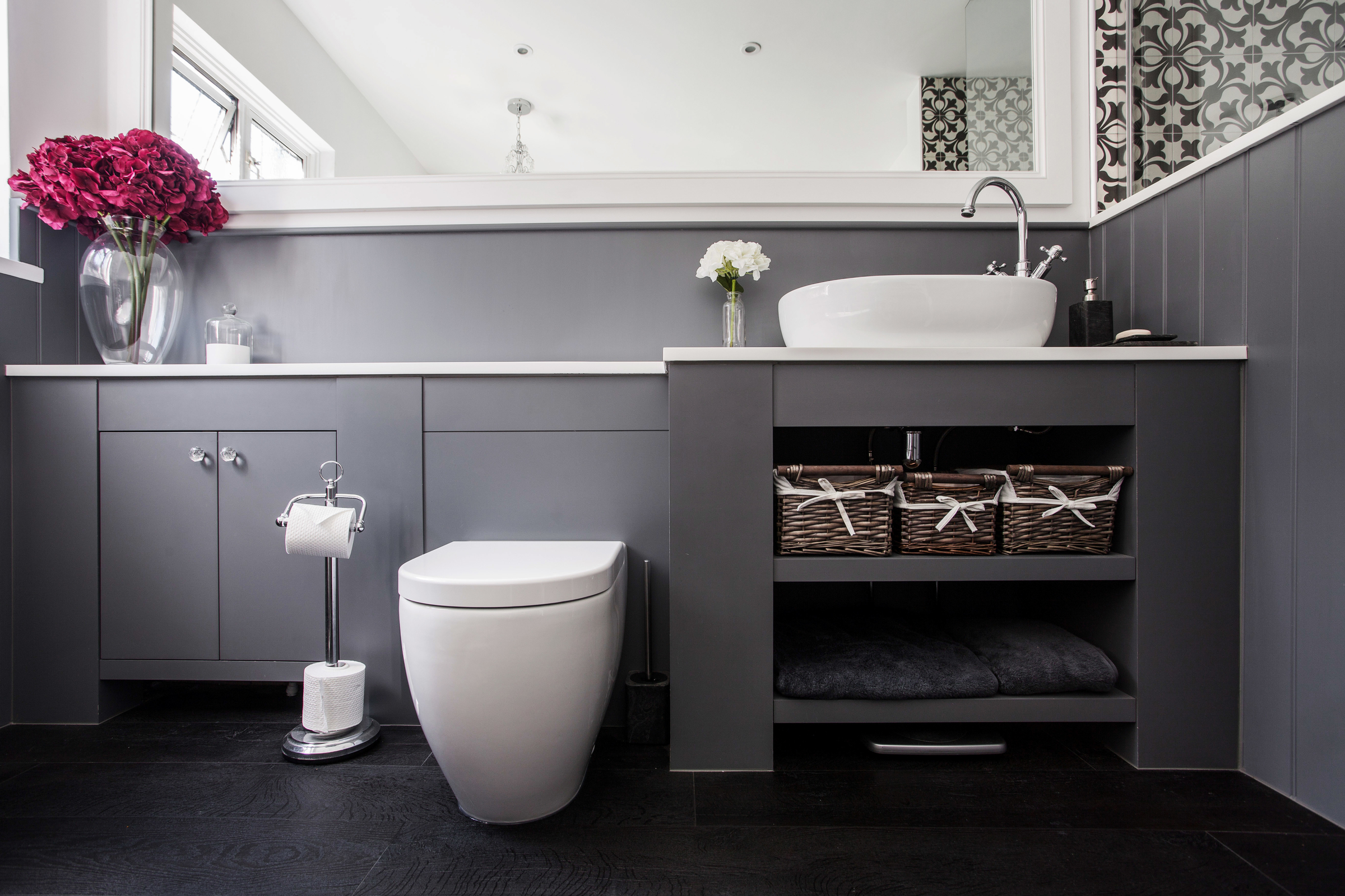 Boutique hotel bathroom burlanes interiors kent and essex for What do hotels use to clean bathrooms
