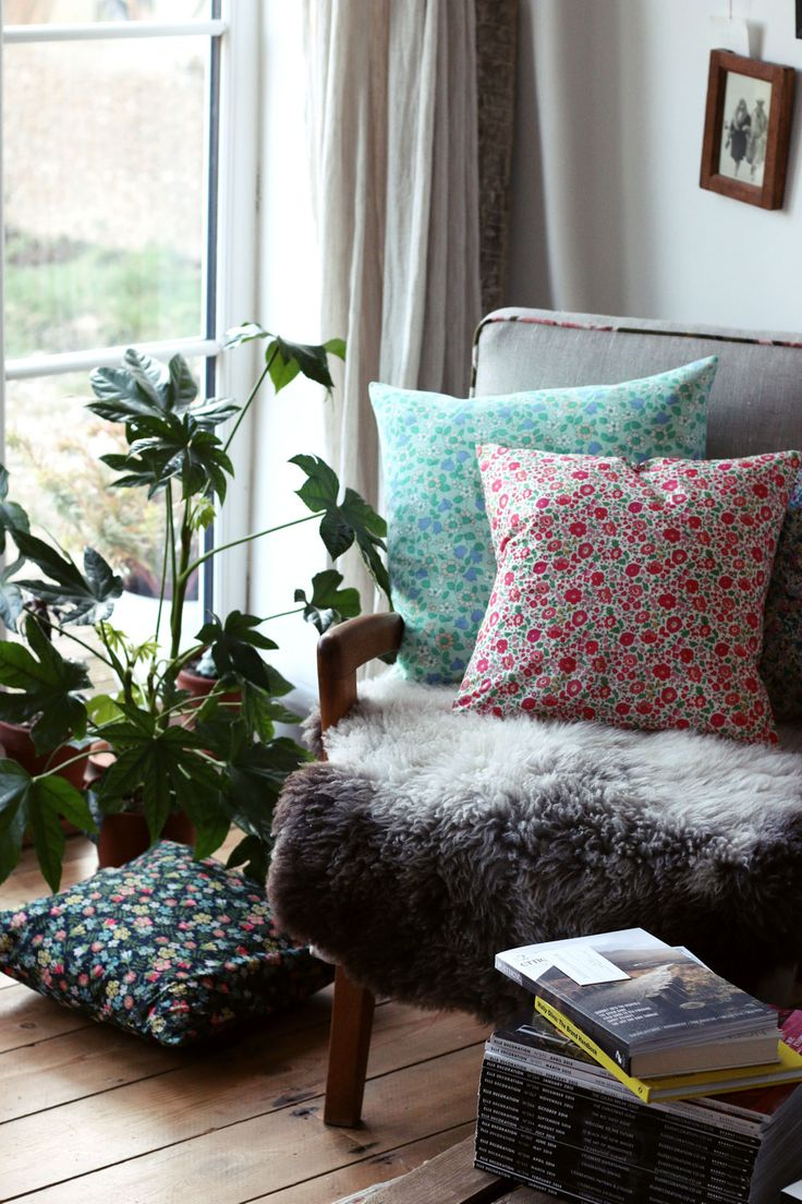 Burlanes loves spring interior styling from Lobster and Swan