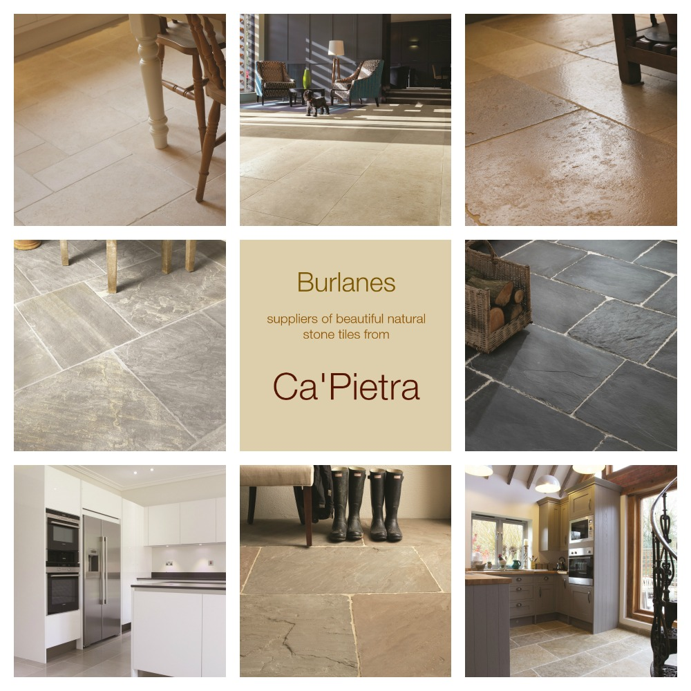 Burlanes suppliers of natural stone tiles from Ca'Pietra