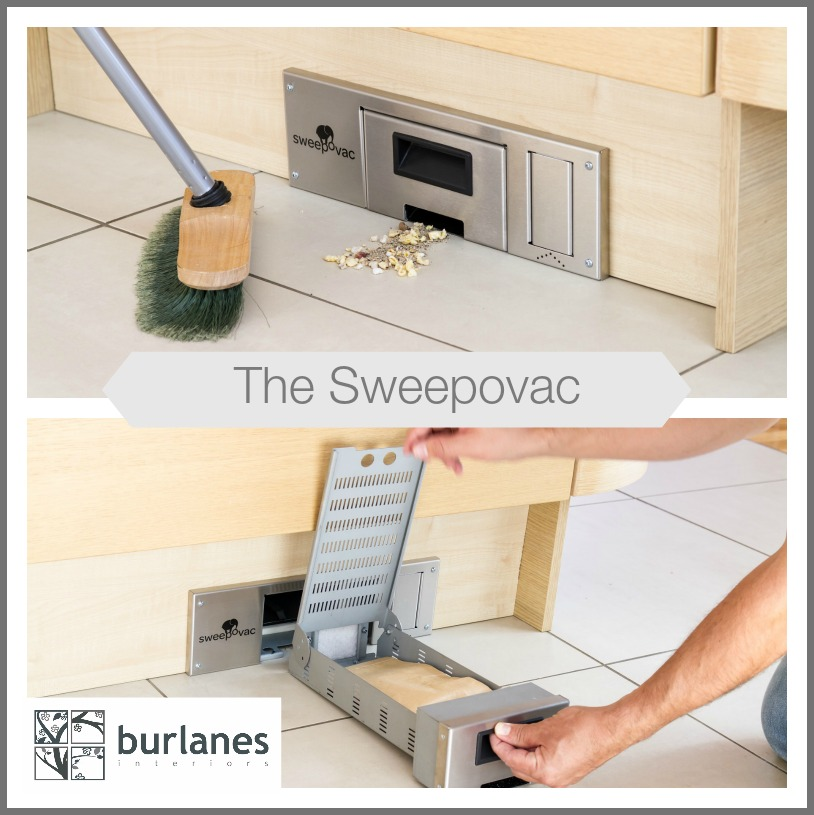 Burlanes supply the Sweepovac