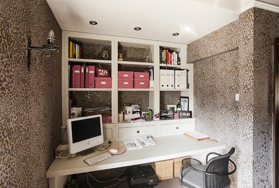 Handmade office furniture by Burlanes