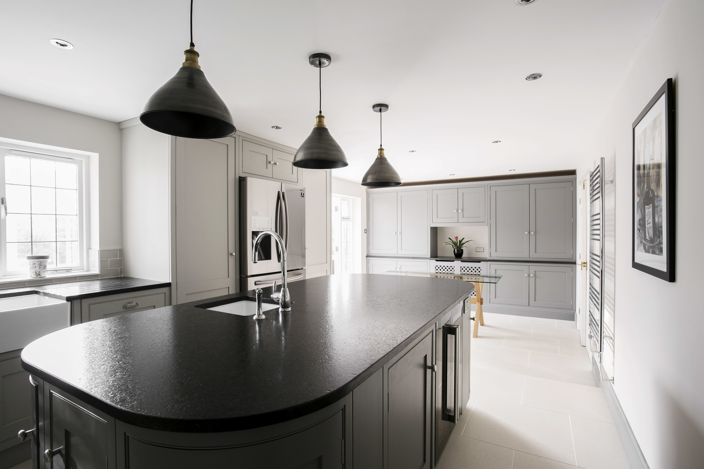 Burlanes create the perfect kitchen for entertaining for Picture perfect kitchens