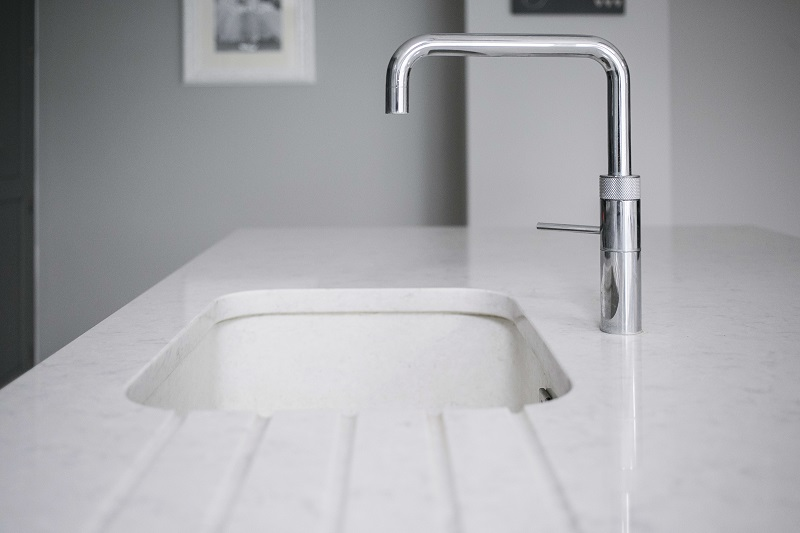 Silestone quartz sink from burlanes