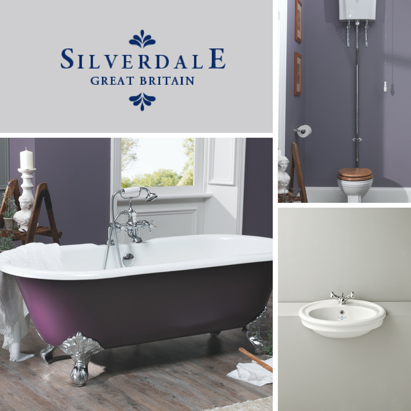 Silverdale bathrooms from burlanes interiors