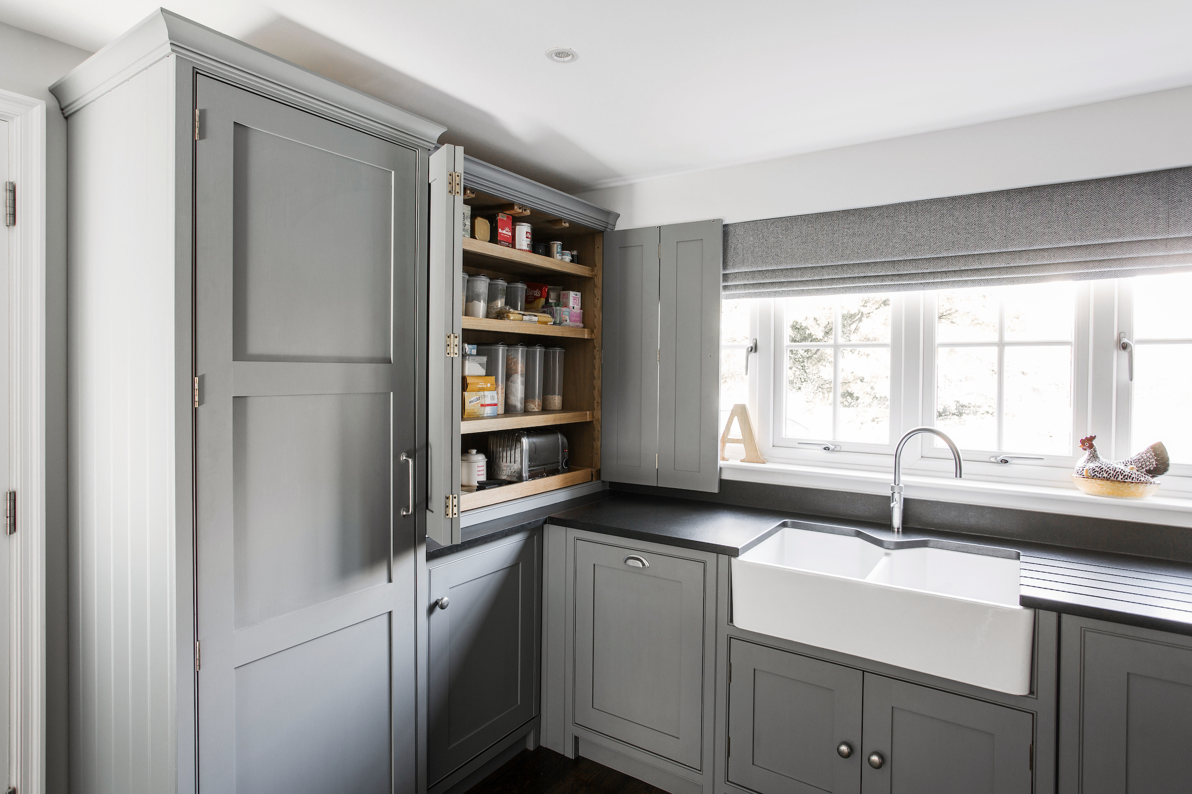 Home Design Ideas Pictures: A Functional Family Bespoke Kitchen