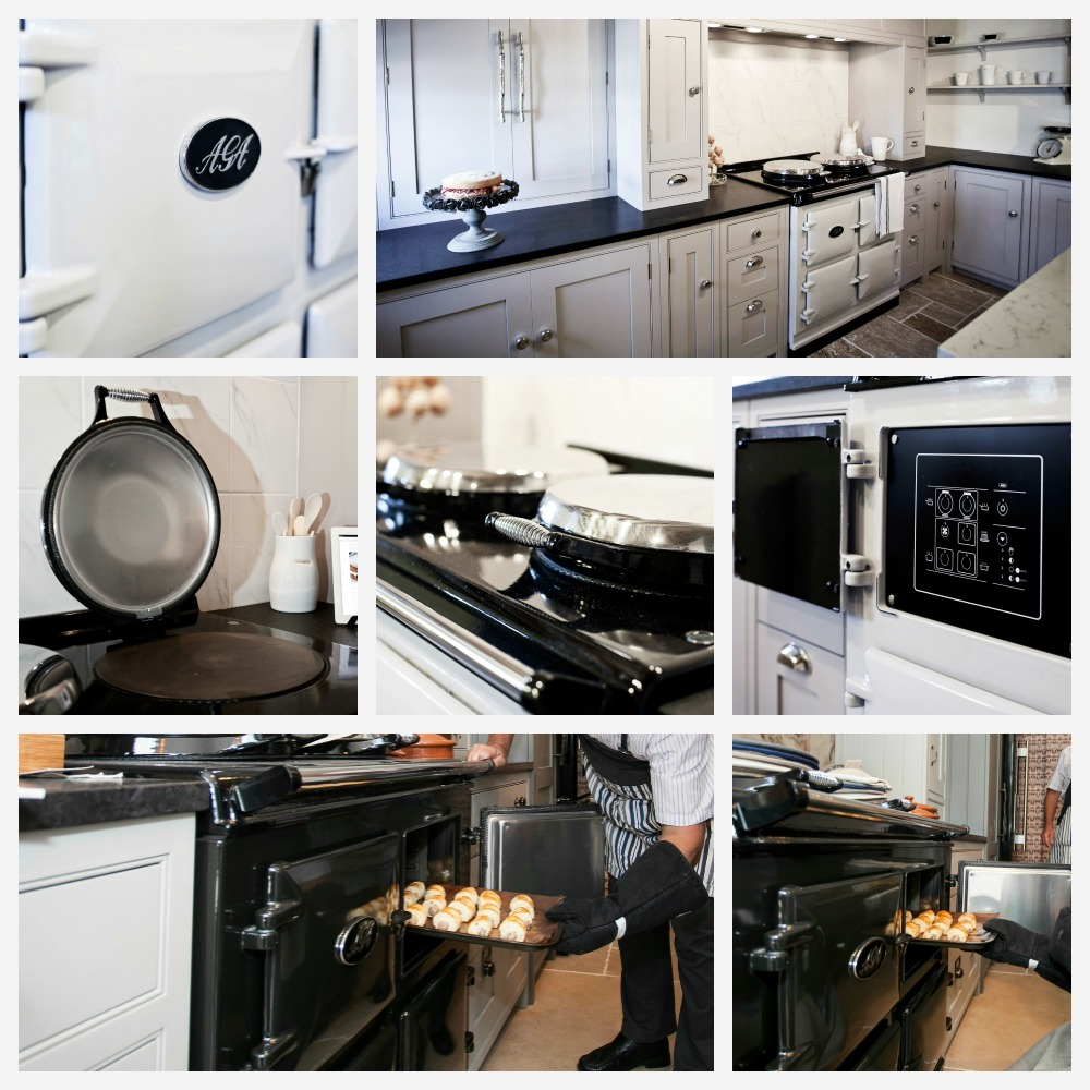 burlanes authorised AGA showroom