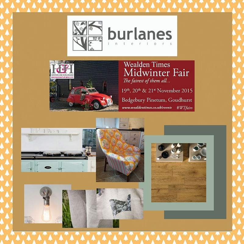 burlanes at the Wealden Times Midwinter Fair 2016