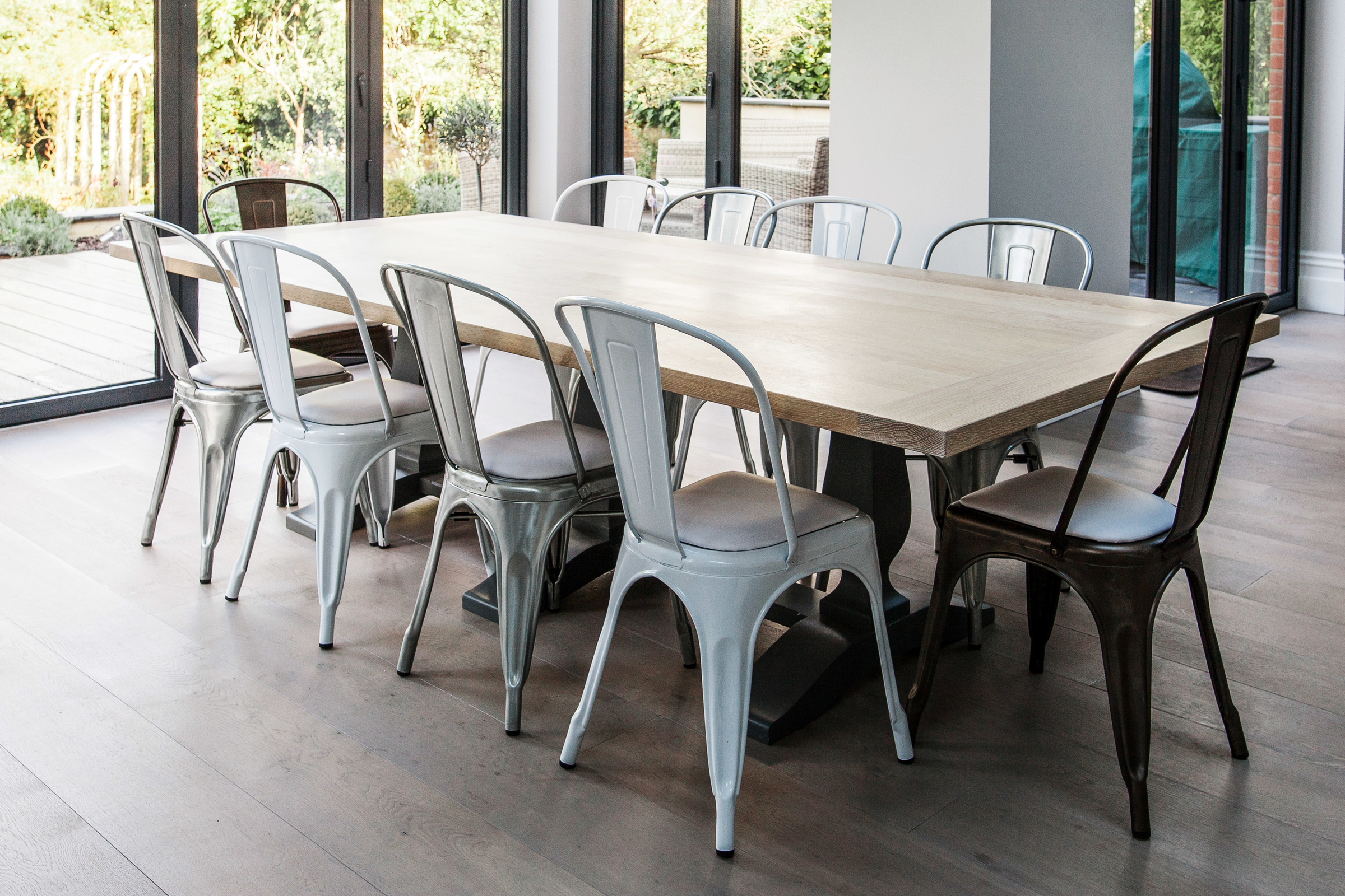 Burlanes Handcrafted Dining Table