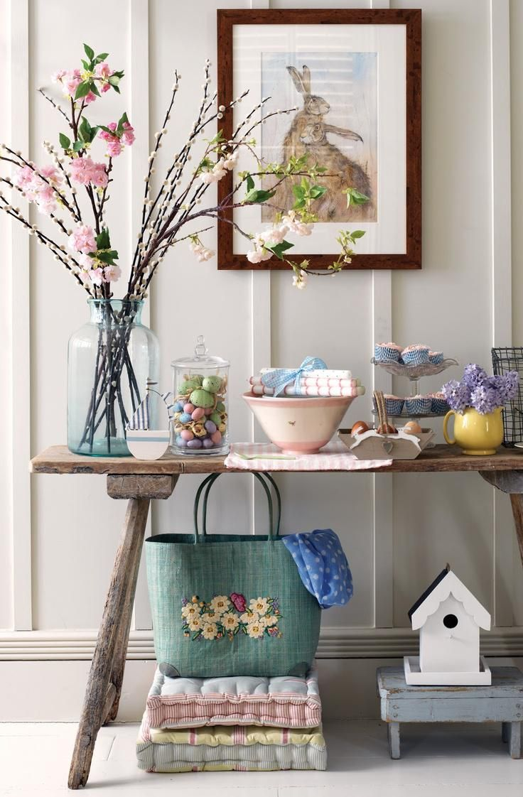 Burlanes loves Spring Interior Styling from Country Living Magazine