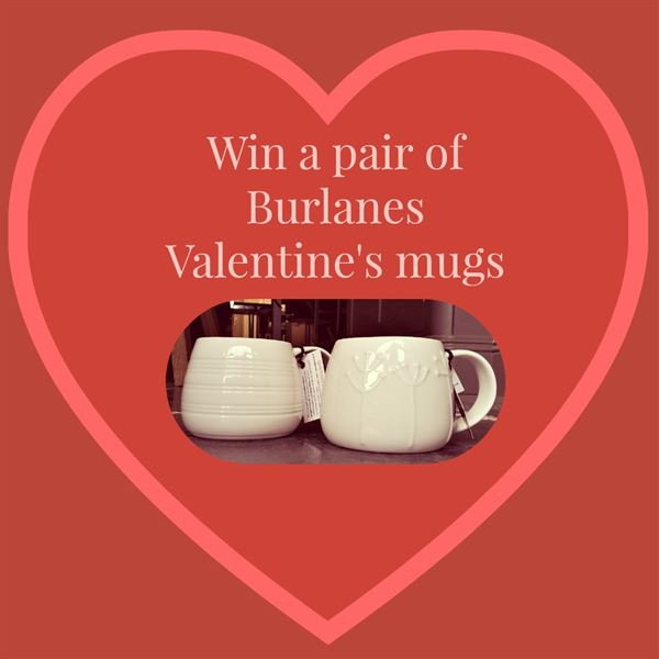 Valentine's Day Recipe and Burlanes Homewares Giveaway