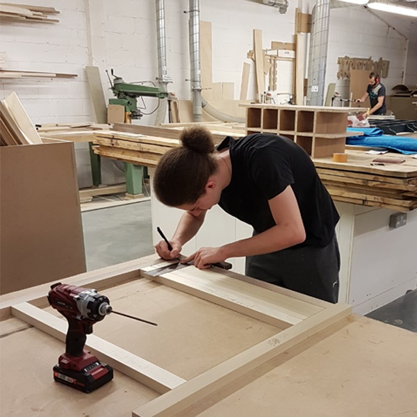 Meet The Team: James Prince - Burlanes joinery apprentice