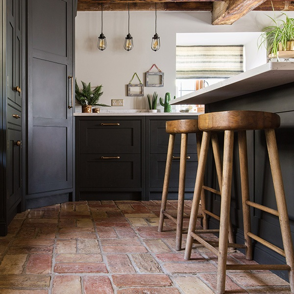 A Rustic Oast House Kitchen Transformation