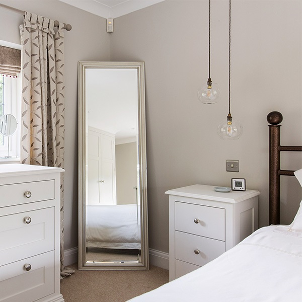 A Relaxed & Serene Bespoke Master Bedroom