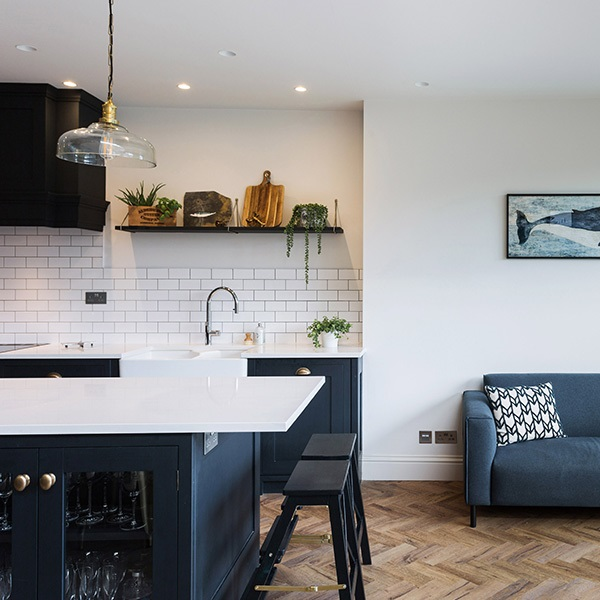 Tips For Designing A Truly Sociable Kitchen