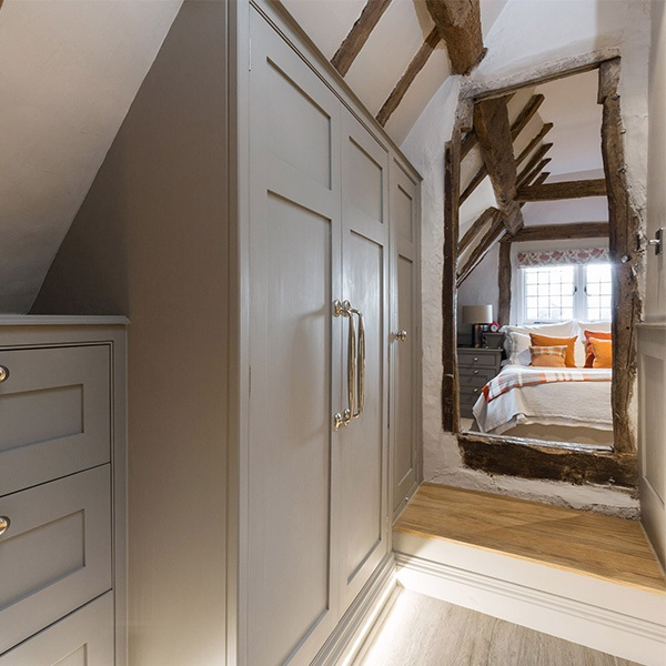 Bespoke Bedroom Furniture For A 16th Century Cottage