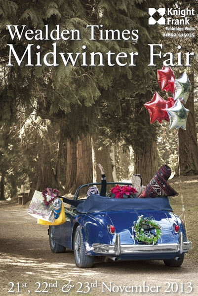 Burlanes at the Wealden Times Midwinter Fair