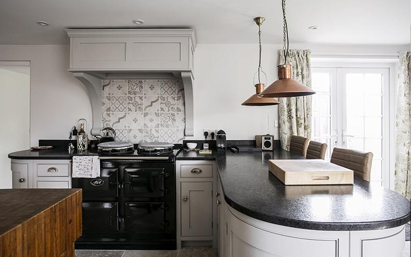 Authorised Aga Showroom Bespoke Kitchens Burlanes Interiors