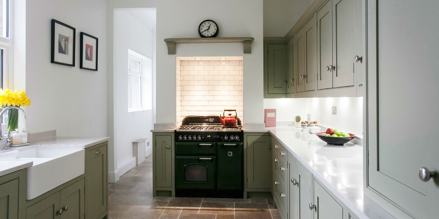 Burlanes Interiors - Country kitchen Burlanes style