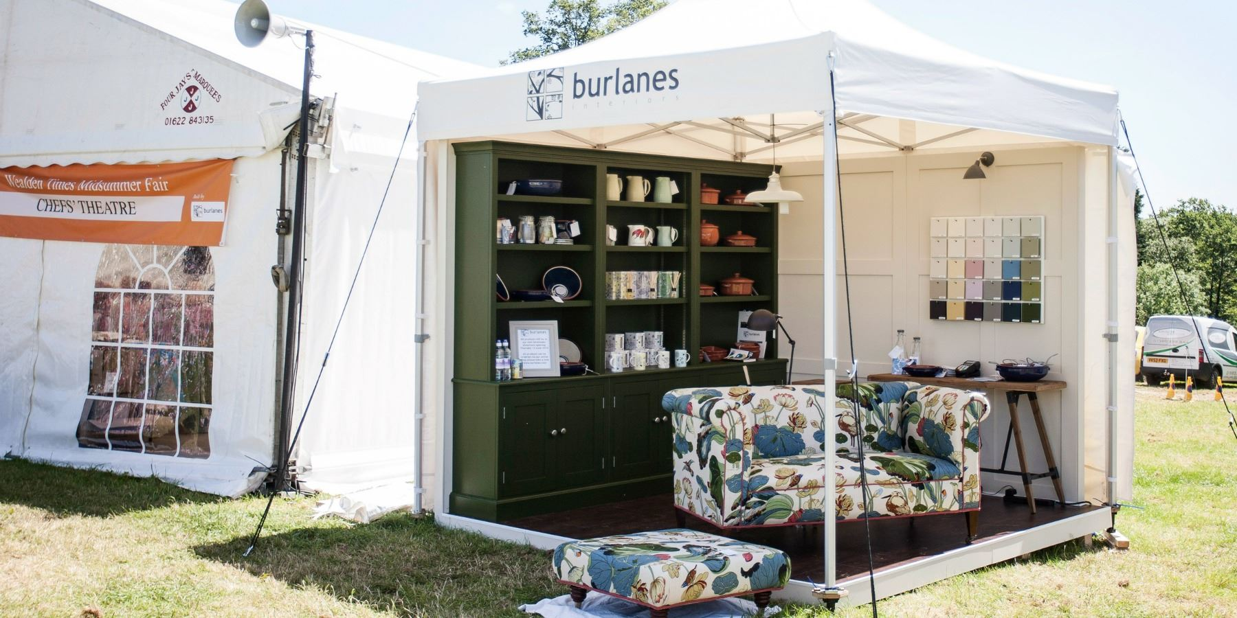 Wealden Times Midsummer Fair -