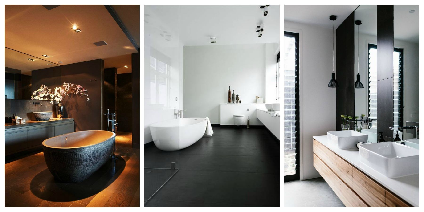 Back to Black Interiors  -