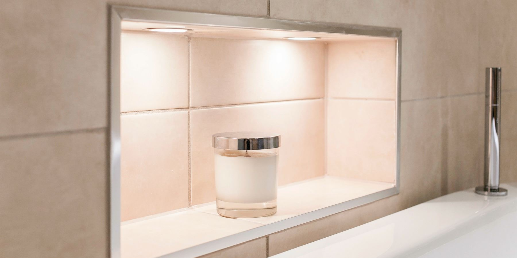. Blissful Bathroom Design from Burlanes   Bathroom Designers