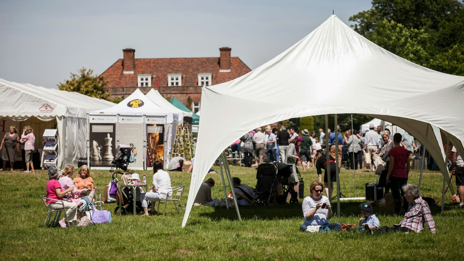 Burlanes at the Wealden Times Midsummer Fair 2015 -