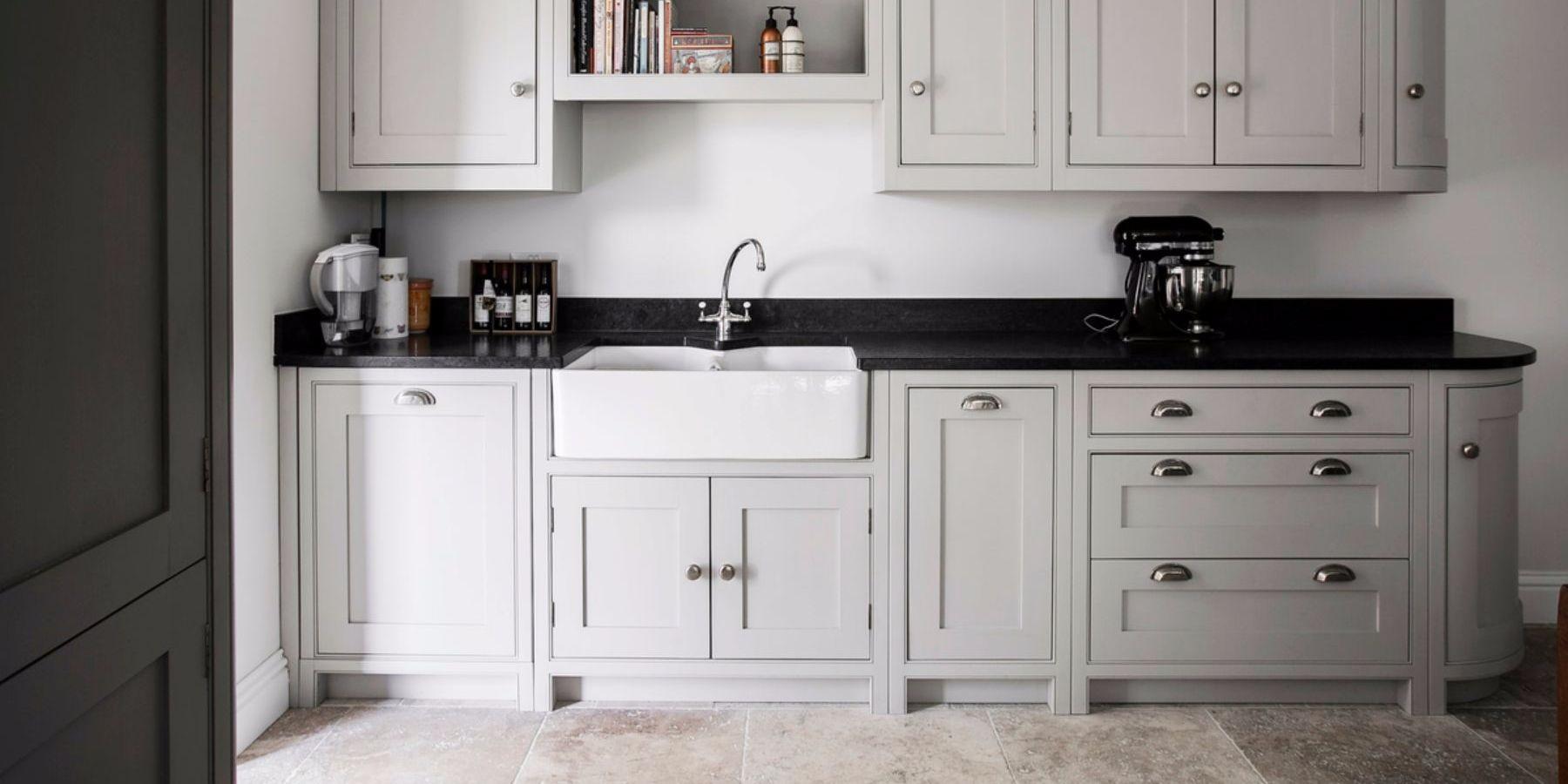 Handmade Freestanding Kitchens | Bespoke Kitchens | Burlanes ...