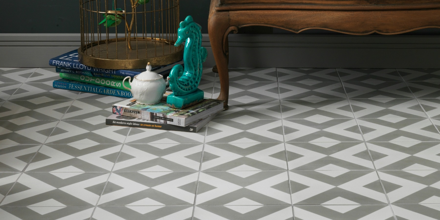 Encaustic tiles Sevenoaks -