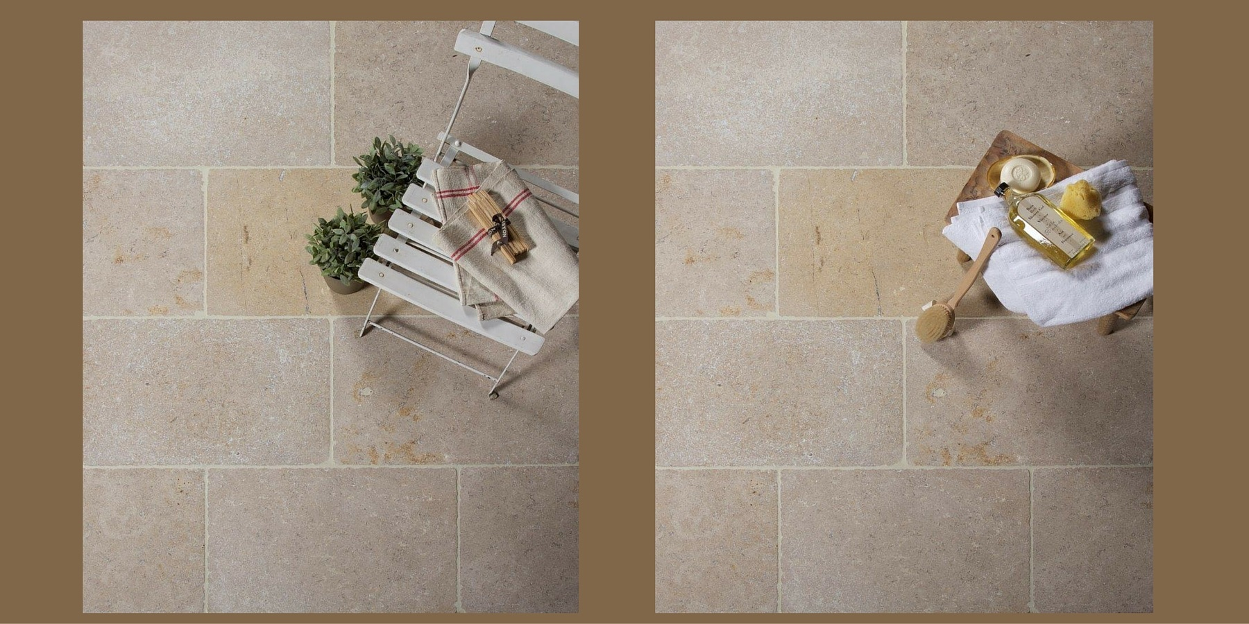 Ca'Pietra tiles - The Classic Dijon. special offer