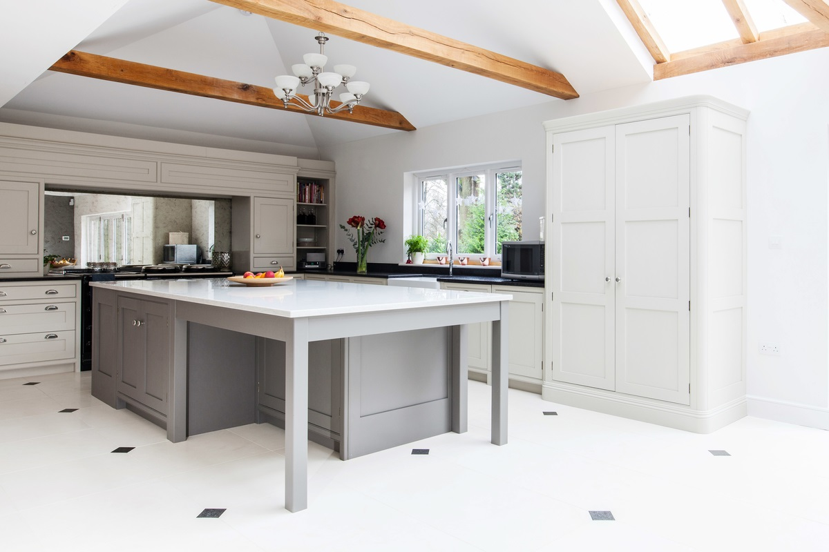 Burlanes Interiors - Organised, functional and modern kitchen design