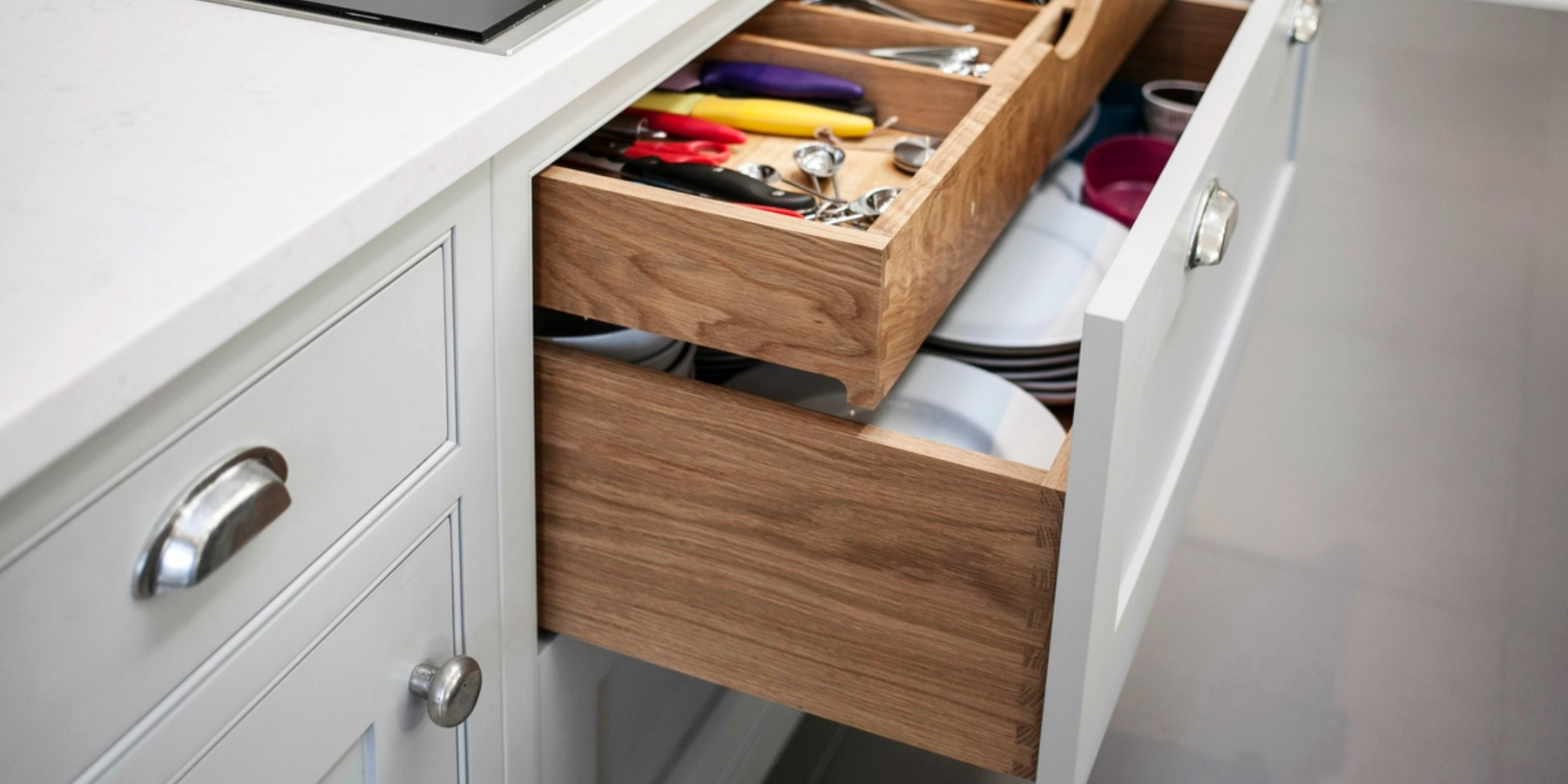 burlanes two layer drawers -