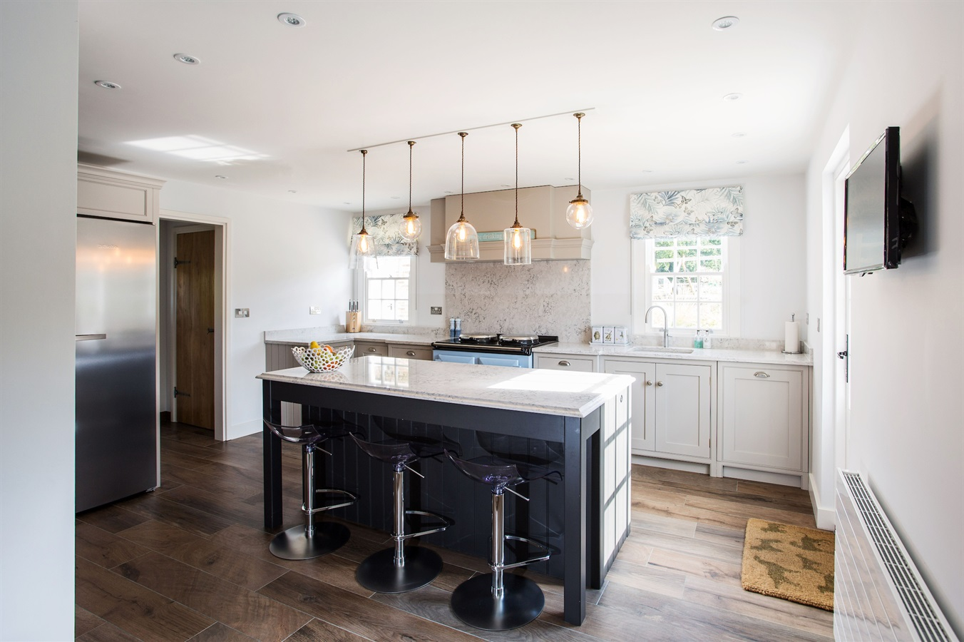 Burlanes Interiors - A Modern Country Kitchen