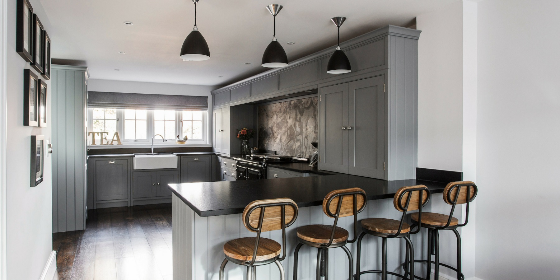Burlanes Interiors - A Functional Family Kitchen