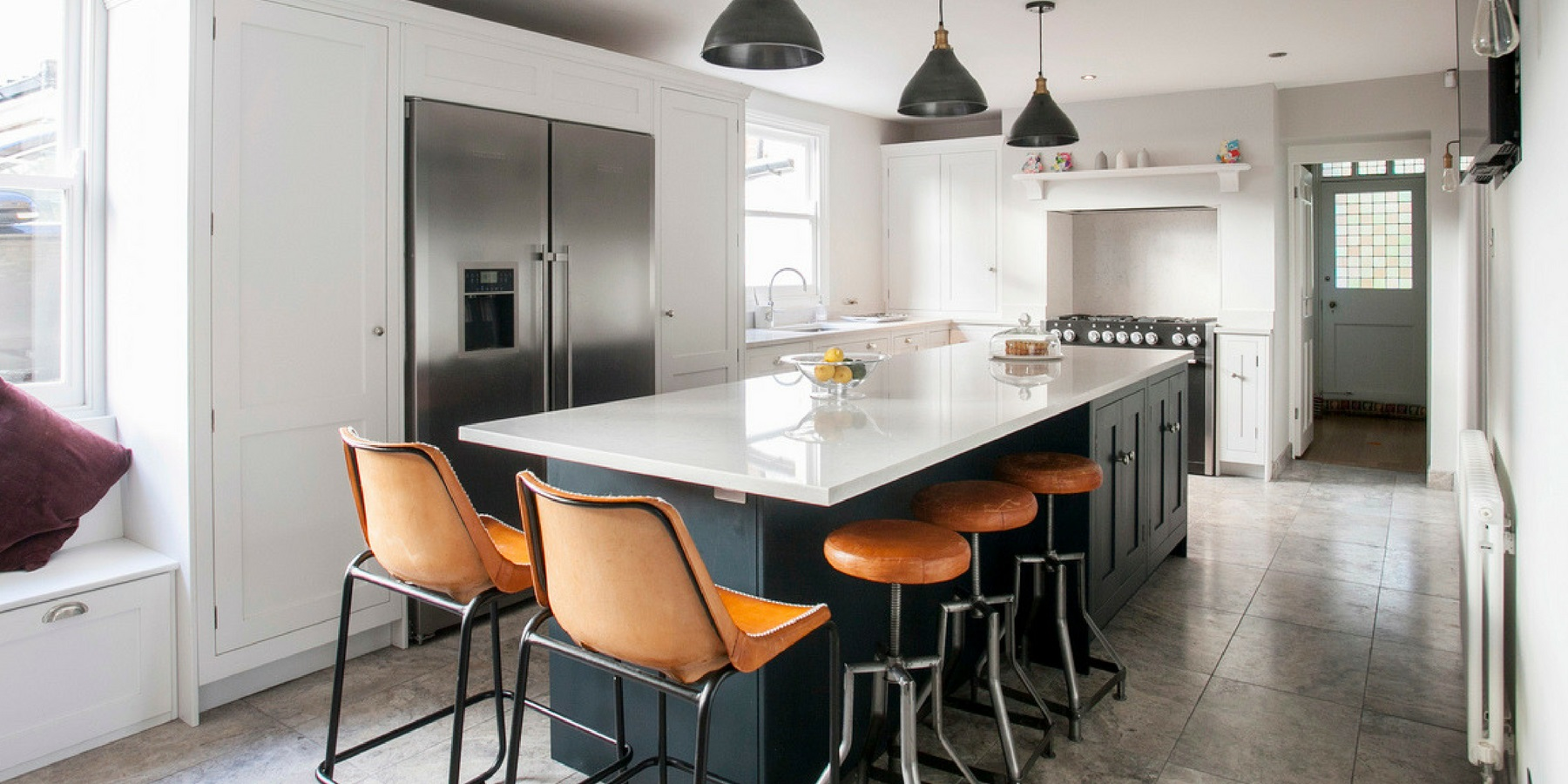 Planning A Family Kitchen  -