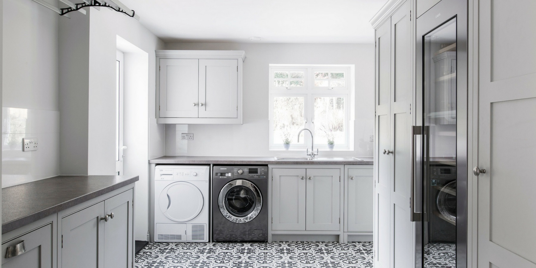 Burlanes Interiors - Fresh Design Ideas for Utility Rooms