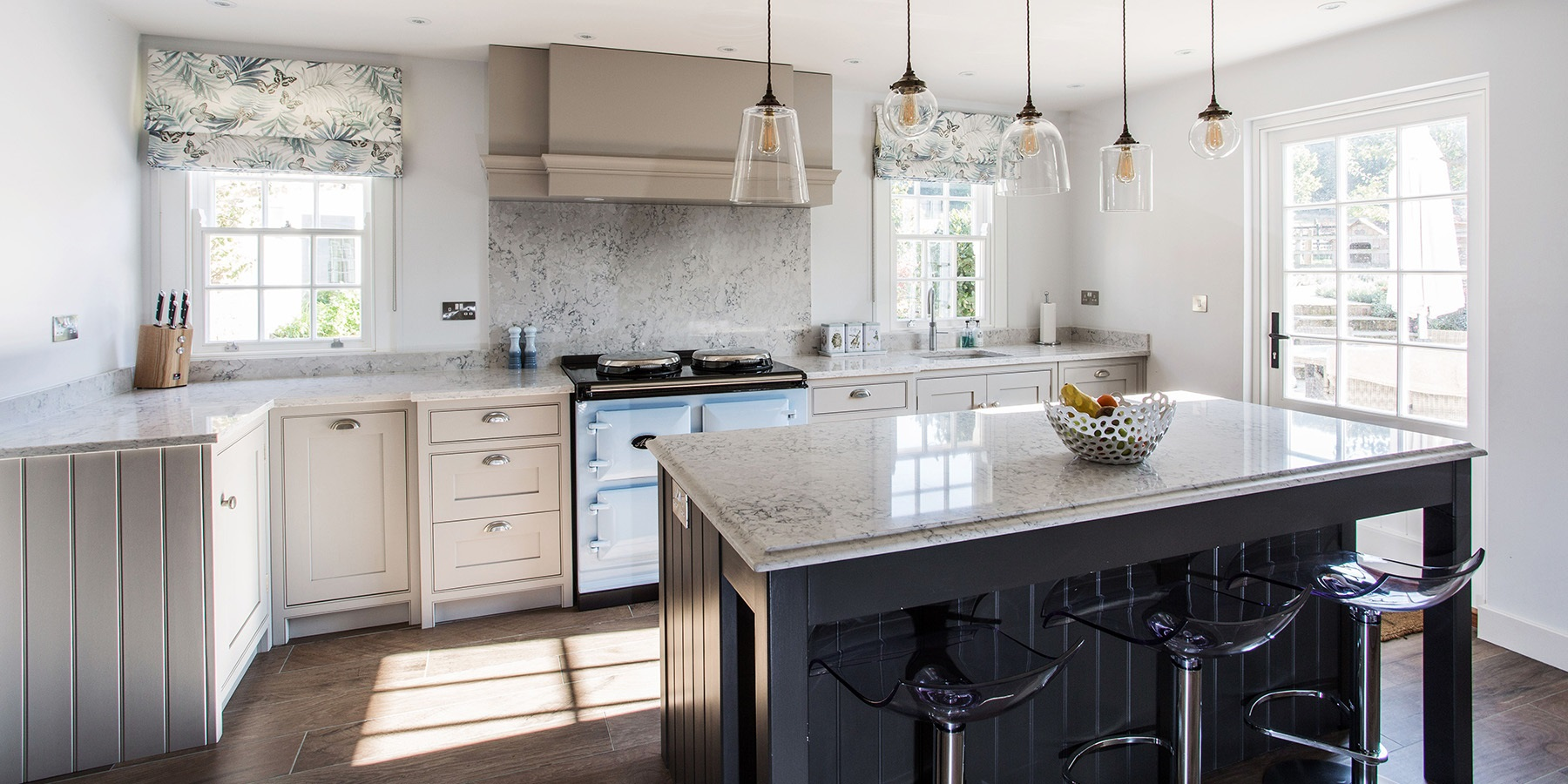 Burlanes Interiors - Burlanes offer a bespoke design service for kitchens and all interior living spaces in Kent, Essex, London and the South East.