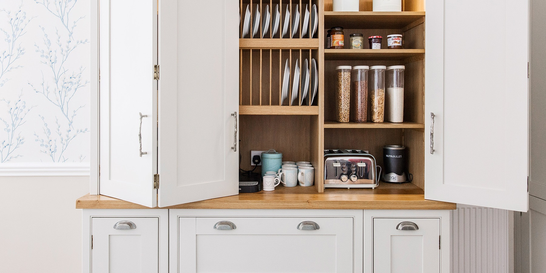 Burlanes Interiors - A coastal, handmade country kitchen