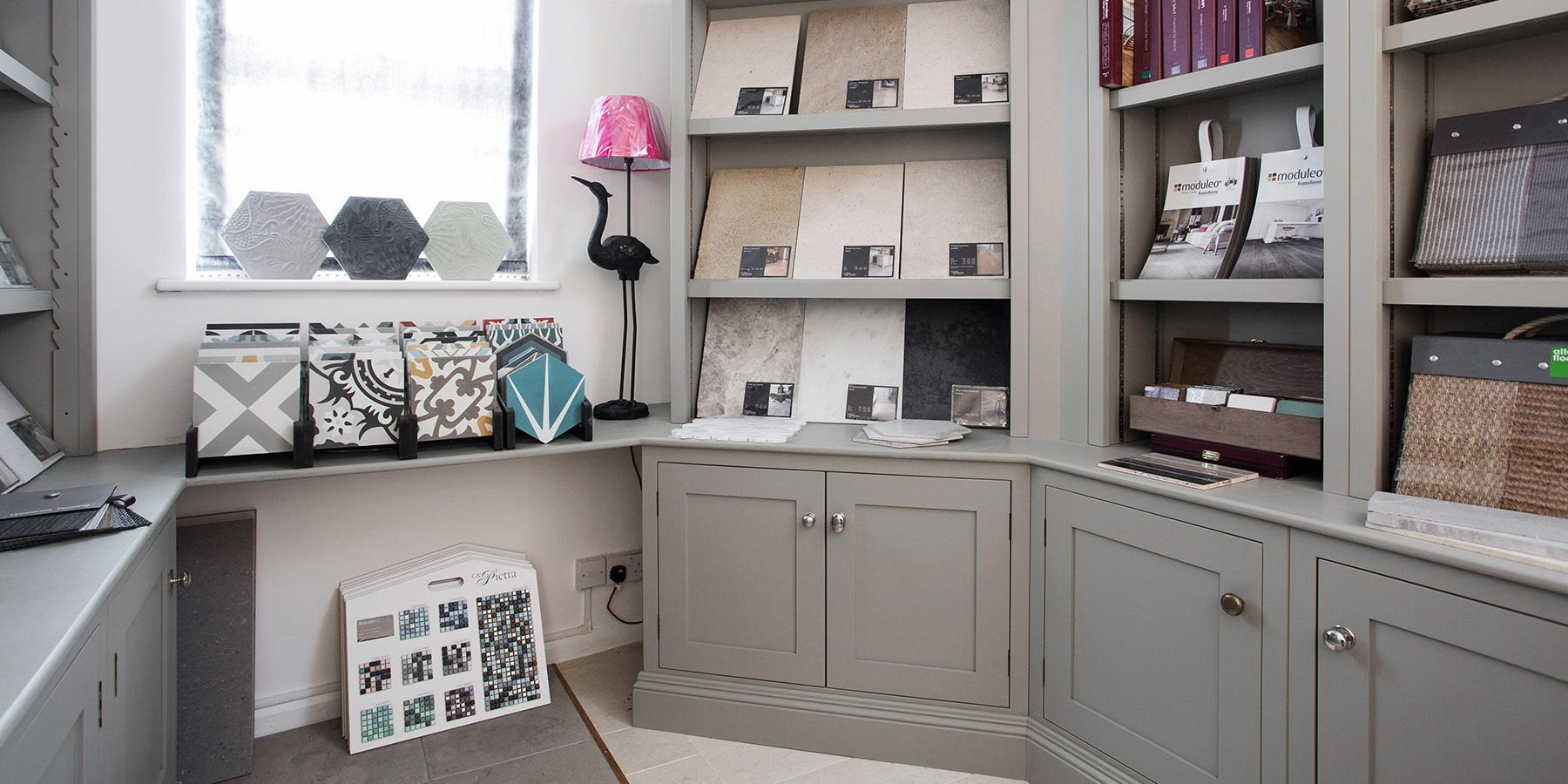Handmade Kitchen Showroom In Sevenoaks, Kent - Burlanes Sevenoaks is located in the heart of Sevenoaks, Kent, and showcases a range of our handmade kitchens, bathrooms, wardrobes and beautiful freestanding pieces of furniture for the home.