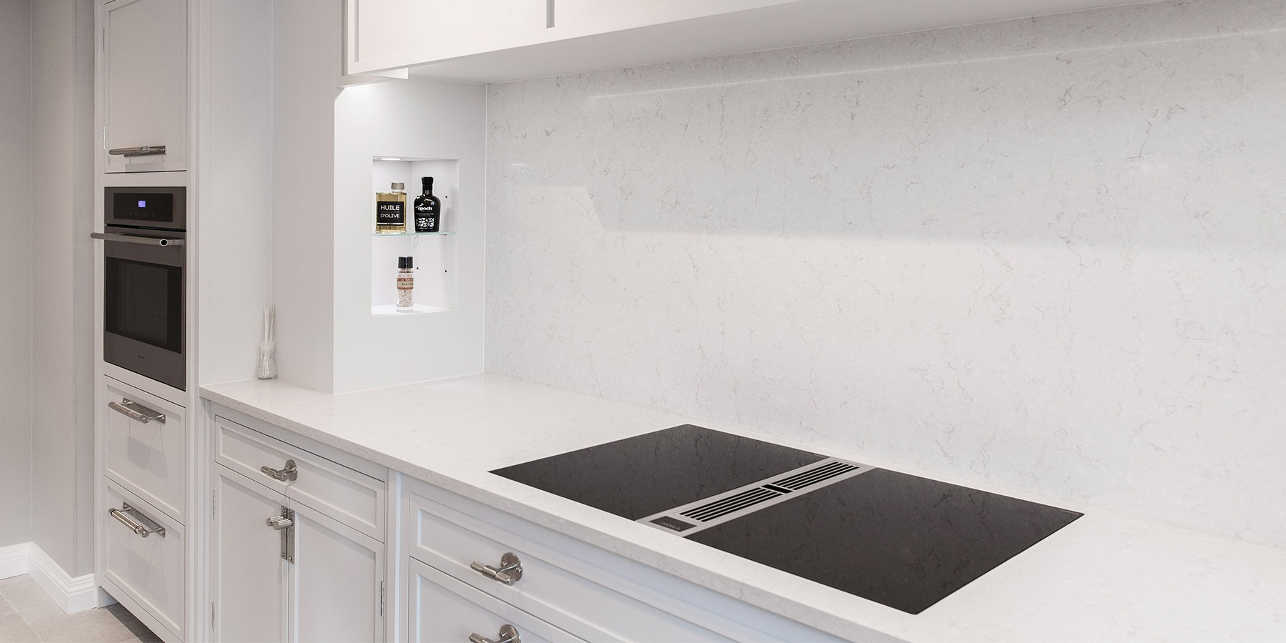 Burlanes Interiors - BORA: The End Of The Extractor Hood
