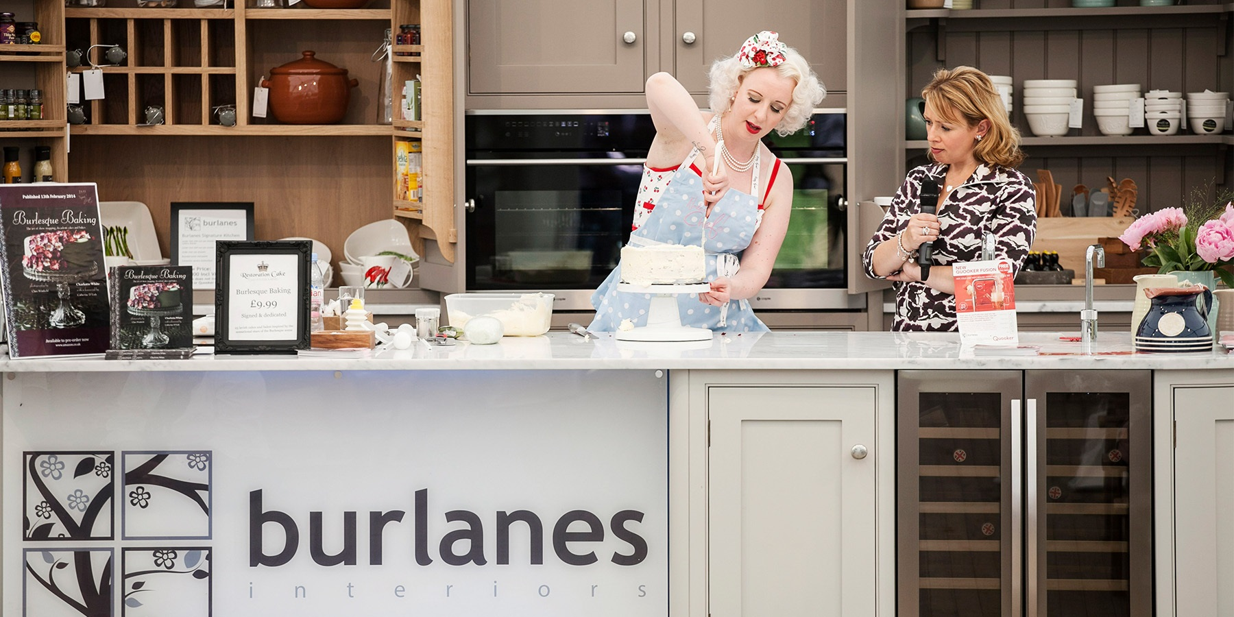 Burlanes Interiors - Community and promotional events in Sevenoaks and Chelmsford