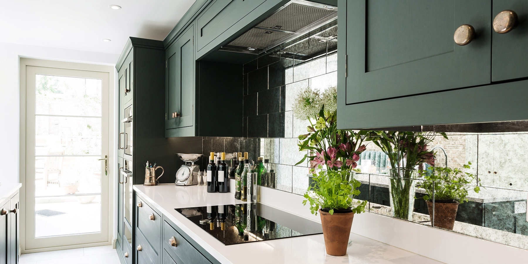 Burlanes Hoyden Classic Kitchen - Our Hoyden cupboards are handmade using tulipwood, a strong American hardwood, carefully handpicked to ensure a smooth and consistent finish every time.