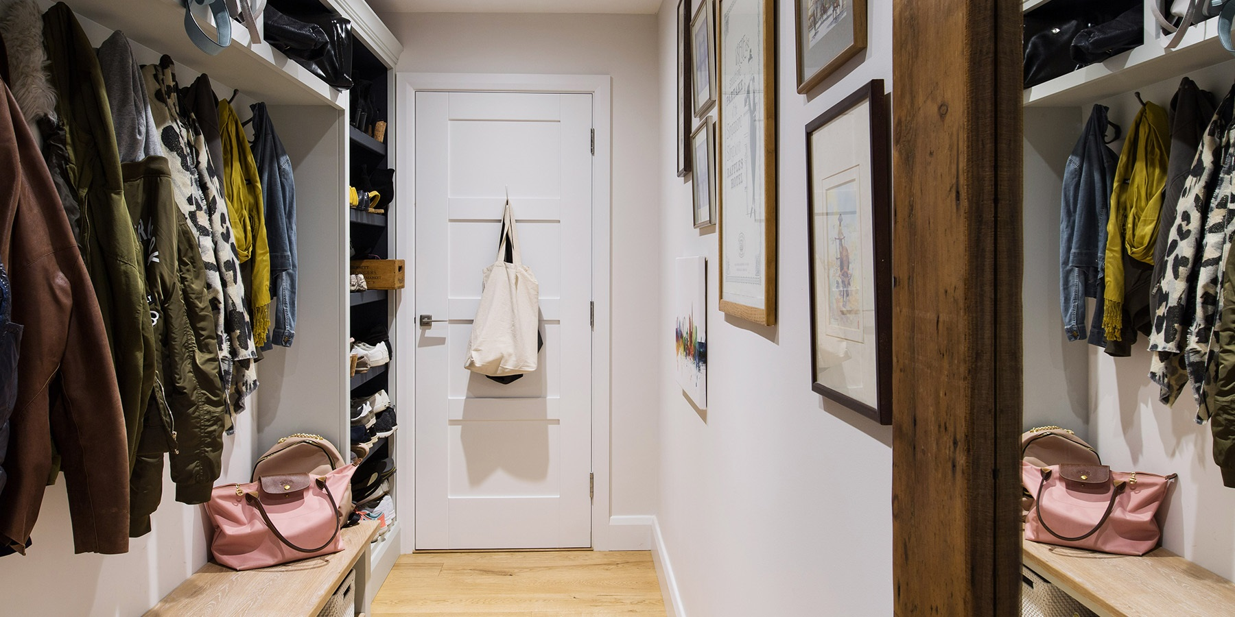 Bespoke bootroom | Handmade storage solutions | Burlanes - Burlanes design and create bespoke, handmade storage solutions for all rooms in your home